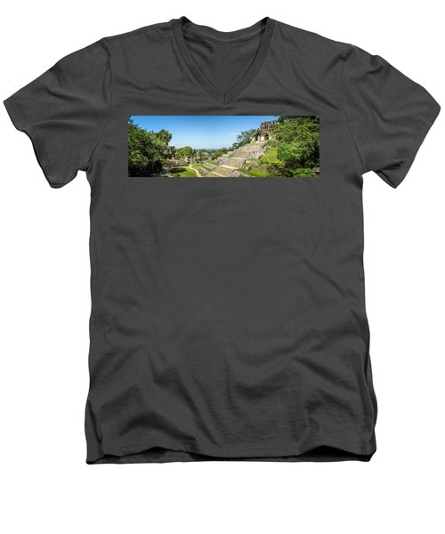 Unburied Men's V-Neck T-Shirt