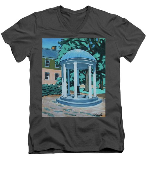 Unc Old Well Men's V-Neck T-Shirt