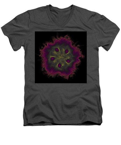 Uncendmers Men's V-Neck T-Shirt