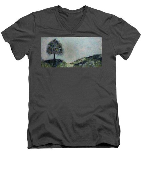 Uncertainty Men's V-Neck T-Shirt