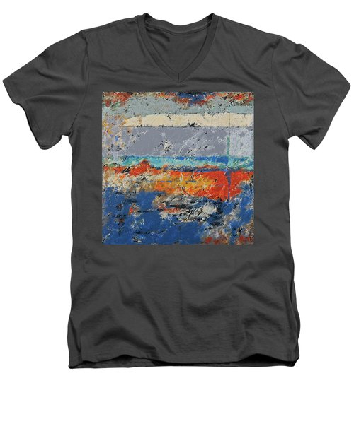 Uncovered Men's V-Neck T-Shirt