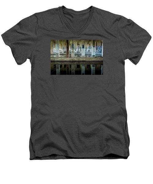 Underpass Men's V-Neck T-Shirt