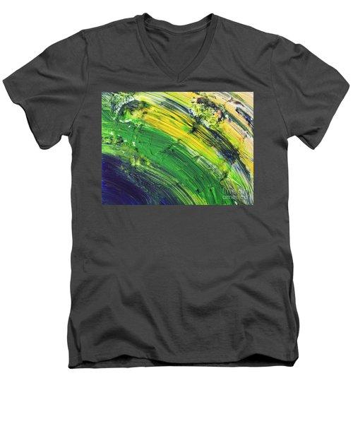 Understanding Men's V-Neck T-Shirt