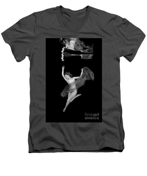 Underwater Beauty 001 Men's V-Neck T-Shirt