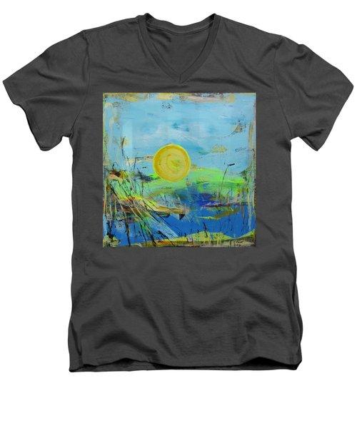 Une Journee Magnifique Men's V-Neck T-Shirt