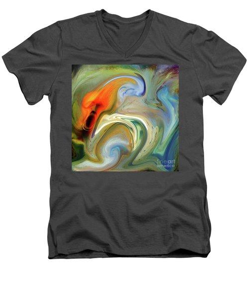 Universal Fear Men's V-Neck T-Shirt