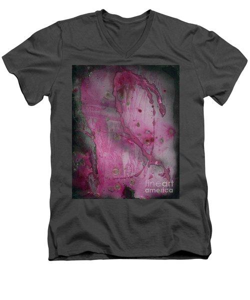 Universal Goddess 2 Of 3 Men's V-Neck T-Shirt by Talisa Hartley