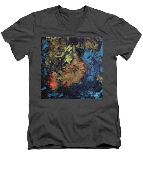 Universe Men's V-Neck T-Shirt