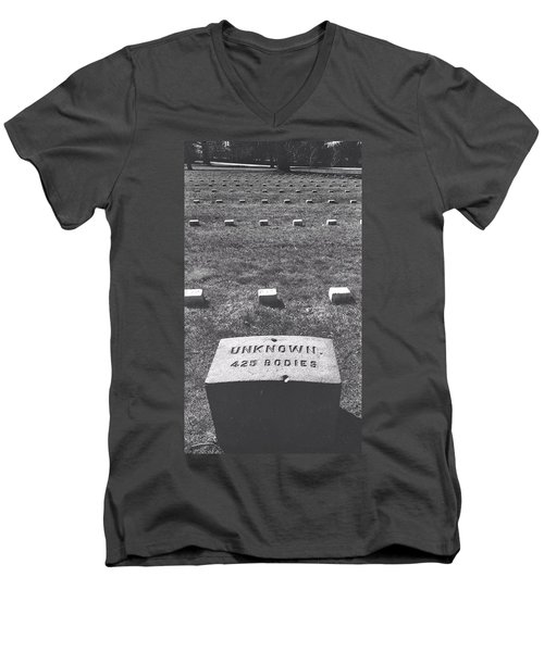 Unknown Bodies Men's V-Neck T-Shirt