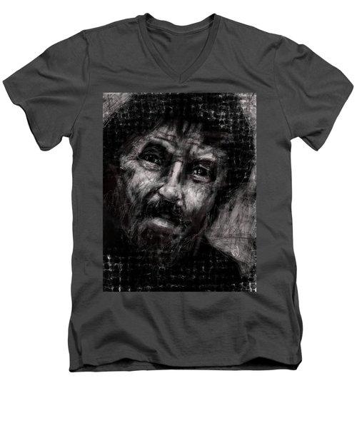 Untitled - 10feb2017 Men's V-Neck T-Shirt