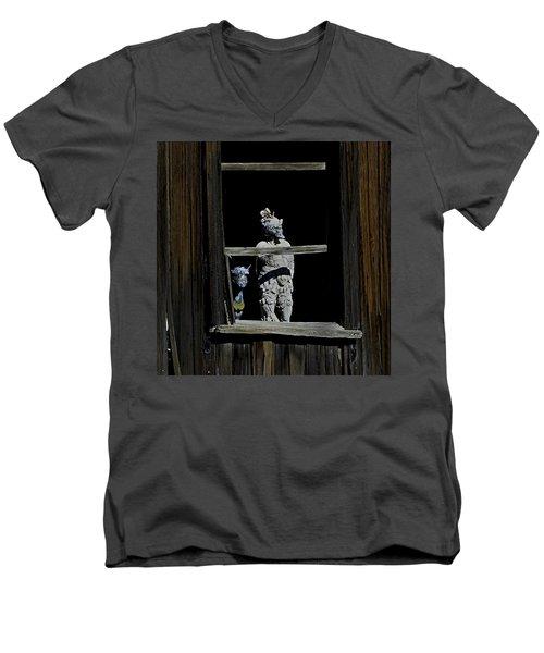 Untitled #12 Men's V-Neck T-Shirt