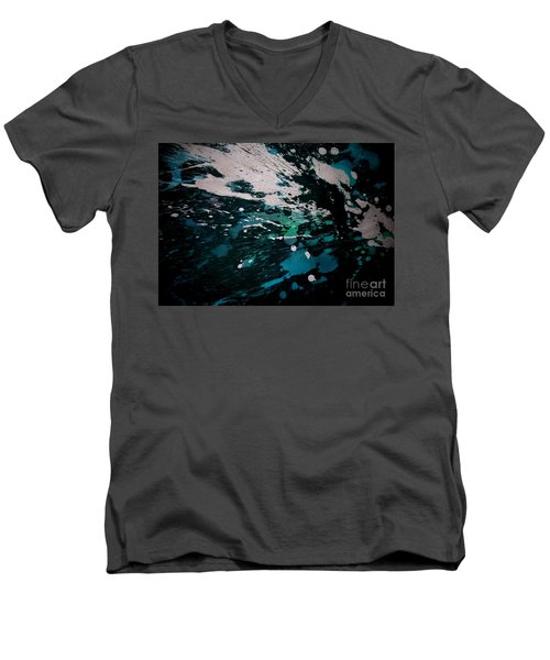 Untitled-139 Men's V-Neck T-Shirt