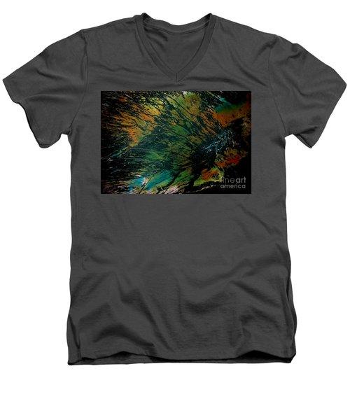 Untitled-145 Men's V-Neck T-Shirt
