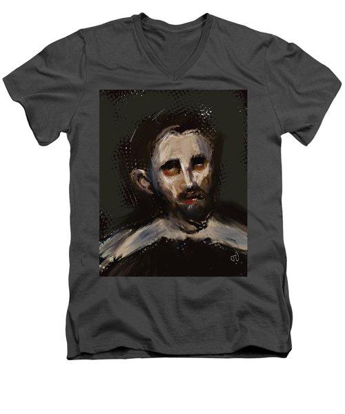 Untitled 23feb2017 Men's V-Neck T-Shirt by Jim Vance