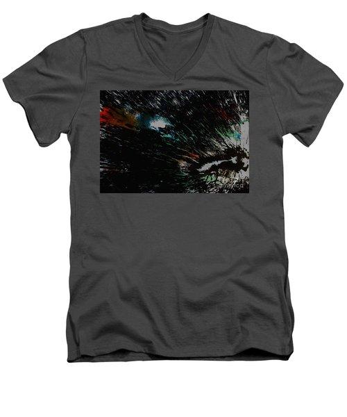 Rosnai Men's V-Neck T-Shirt