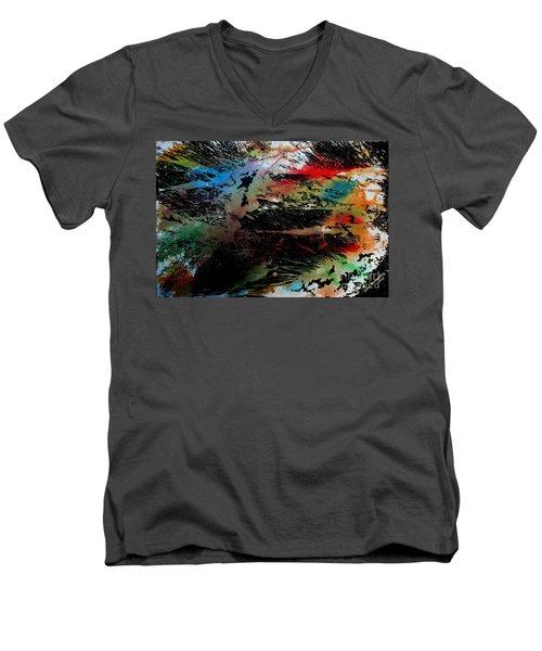Sparkle Men's V-Neck T-Shirt