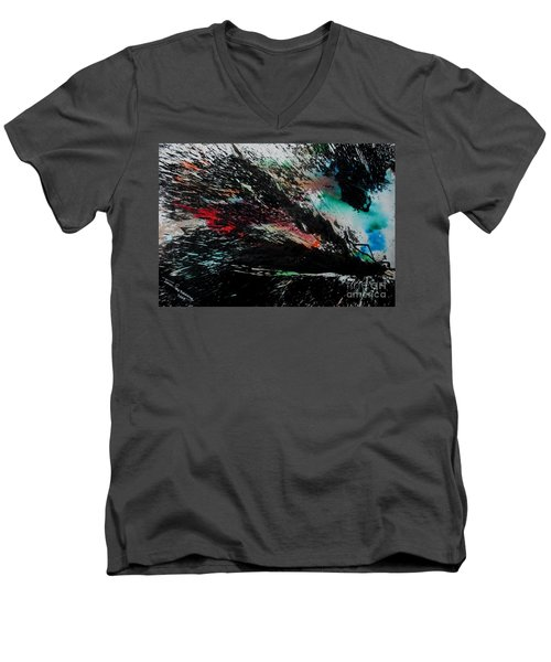 Untitled-82 Men's V-Neck T-Shirt