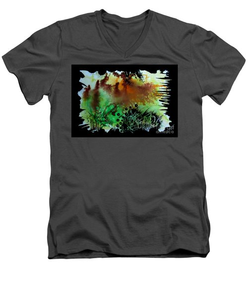 Untitled-95 Men's V-Neck T-Shirt
