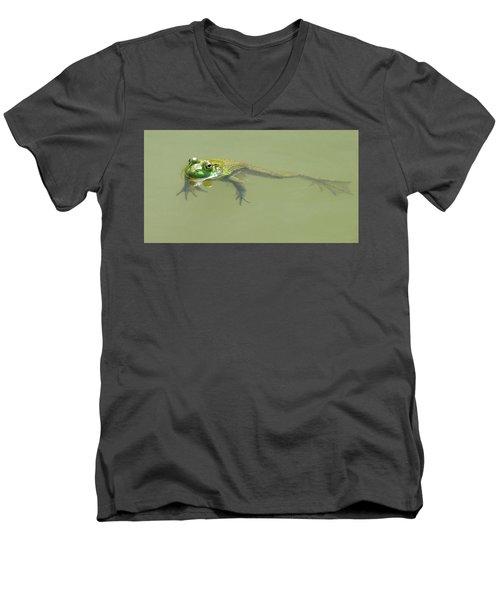Up Periscope Men's V-Neck T-Shirt