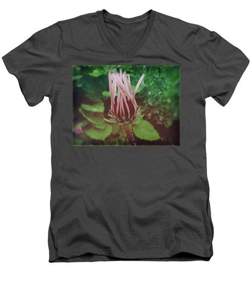 Updo Men's V-Neck T-Shirt