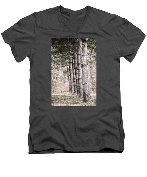 Urban Forestry Men's V-Neck T-Shirt