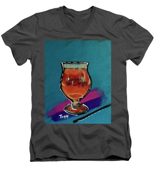 Urban Growler Men's V-Neck T-Shirt