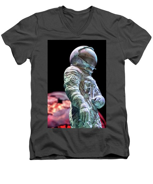 Urban Spaceman Men's V-Neck T-Shirt