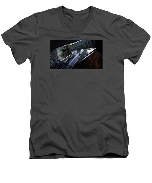 Urban Textures Men's V-Neck T-Shirt