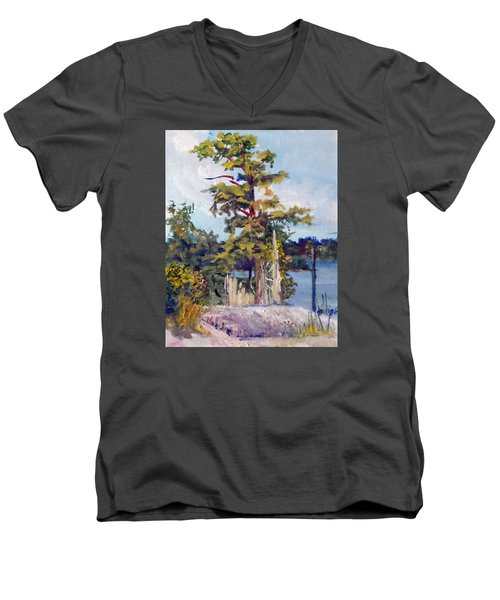 Used To Be Men's V-Neck T-Shirt