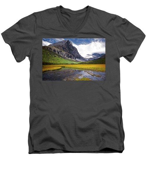 User Friendly Men's V-Neck T-Shirt