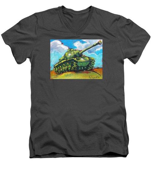 V. F. W. Tank Men's V-Neck T-Shirt
