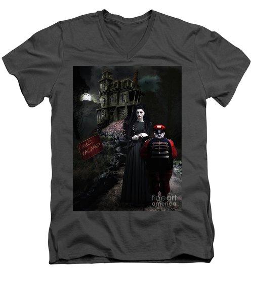 Vacancy Men's V-Neck T-Shirt