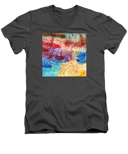 Vacation #2 Men's V-Neck T-Shirt
