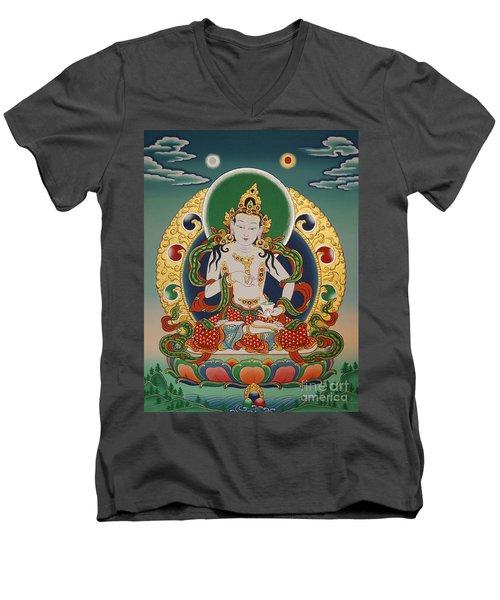 Vajrasattva Men's V-Neck T-Shirt