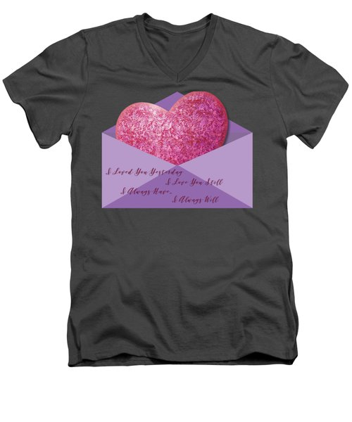 Valentine 05 Men's V-Neck T-Shirt