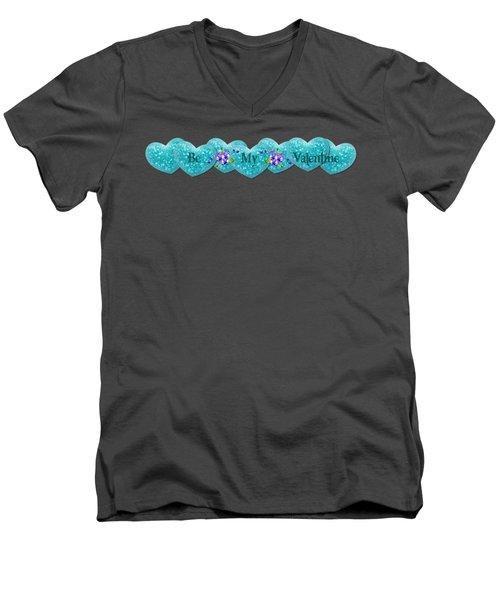 Valentine 06 Men's V-Neck T-Shirt