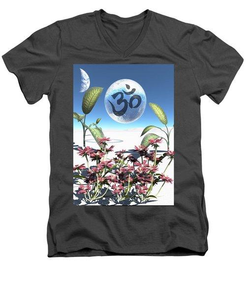 Valerian Men's V-Neck T-Shirt