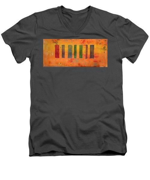 Valor I Men's V-Neck T-Shirt