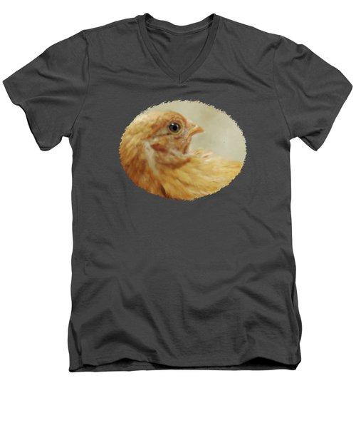 Vanity Fair Men's V-Neck T-Shirt