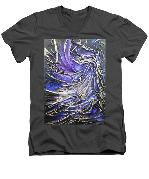 Veiled Figure Men's V-Neck T-Shirt