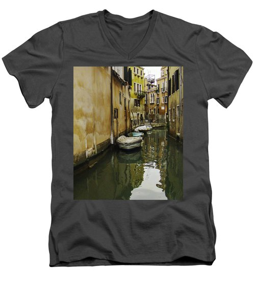 Venice Backroad Men's V-Neck T-Shirt