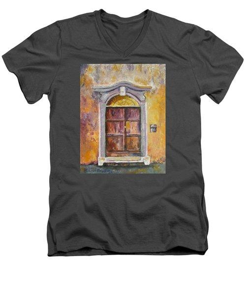 Venice Door Men's V-Neck T-Shirt