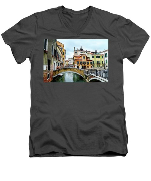 Venice Neighborhood Men's V-Neck T-Shirt