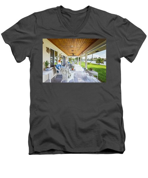 Veranda Men's V-Neck T-Shirt