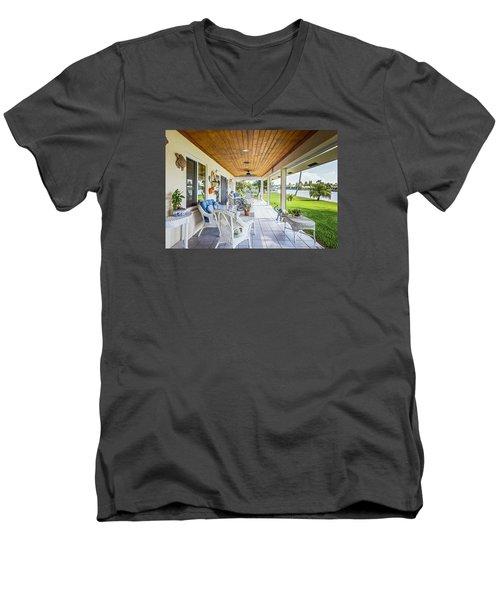Veranda Men's V-Neck T-Shirt