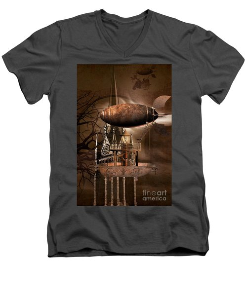Vespers Men's V-Neck T-Shirt