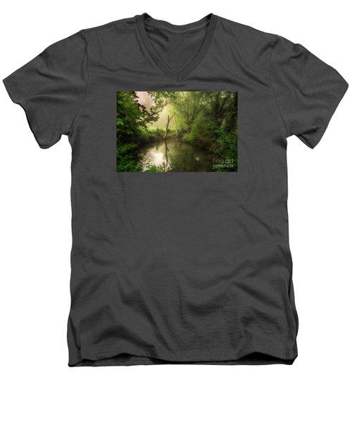 Veterans Of Ancient Storms Men's V-Neck T-Shirt