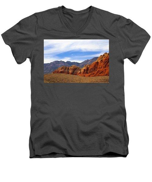 Vibe Men's V-Neck T-Shirt