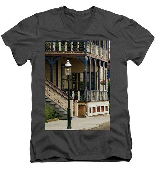 Victorian Cape May Men's V-Neck T-Shirt
