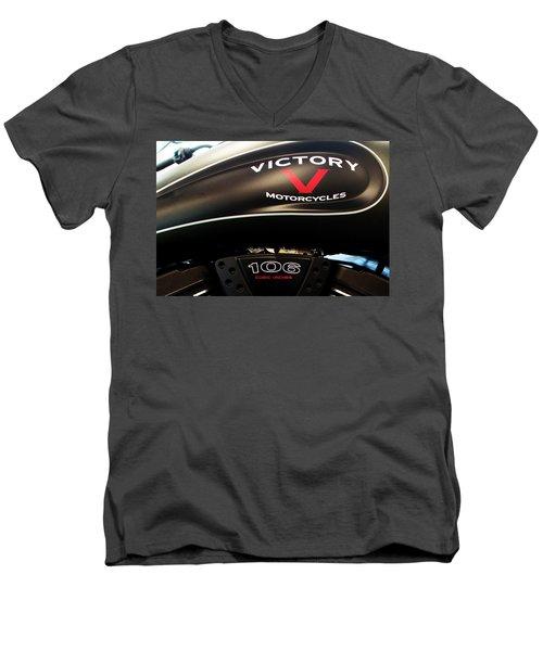 Victory 106 111116 Men's V-Neck T-Shirt
